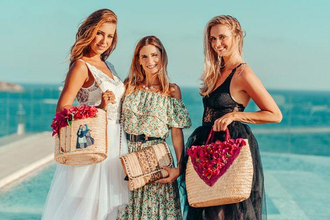 Fashion Shoot Adlib Ibiza con las espléndidas vistas del Hotel ME
